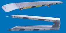 Pedana Pedane Rampa Rampe di Carico Pieghevoli COPPIA 2000x200mm. Kg.400 H35P20F