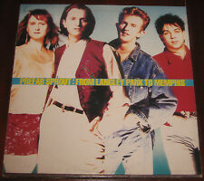 """Prefab Sprout Lp """" FROM LANGLEY PARK TO MENPHIS """" CBS 1988"""