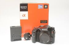 Sony Alpha SLT-A77V 24.3MP Digital SLR Camera - (Body only) ***65,972 shots***
