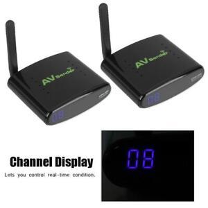 5,8 GHz Video Audio Funkübertragungssystem HDMI für Sender Empfänger Set NEU