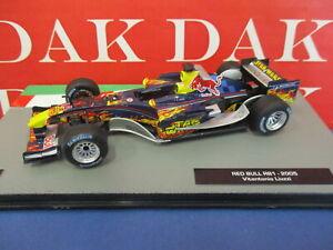 Die cast 1/43 Modellino Auto F1 Red Bull RB1 Star Wars 2005 V. Liuzzi