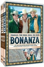 BONANZA THE OFFICIAL EIGHTH SEASON 8 EIGHT New Sealed 9 DVD Set