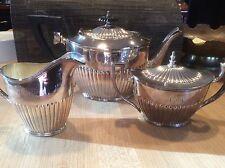 Lovely Silverplate Tea Set - Webster & Sons - Mint!
