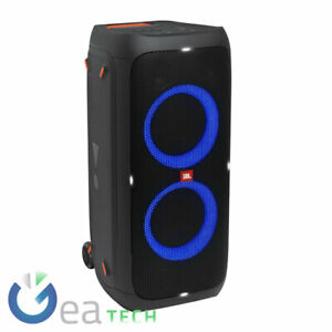 JBL Partybox 310 Speaker BT Portable Effects Light Speaker Carries USB Aux