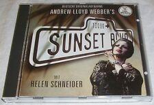 Sunset Blvd Deutsche Originalaufnahme Helen Schneider Uwe Kröger CD Album