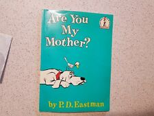 Are You My Mother? by P. D. Eastman (Paperback, 1962)