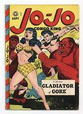 Jo-Jo Comics #19 GD+ 2.5 1948