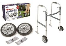 North American Health Outdoor Wellness Off Road Walker Wheels  Kit