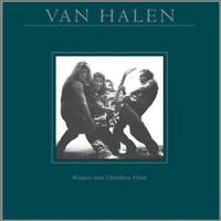 VAN HALEN-WOMEN AND CHILDREN FIRST (REMASTERED) - VINILO NEW VINYL RECORD