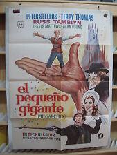 A3540 Pulgarcito (El pequeño gigante) Russ Tamblyn,  Alan Young,  June Thorburn,