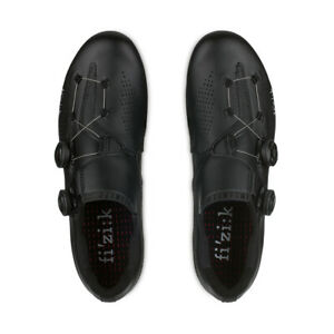Fizik R1 Infinito Road Shoes Size 44 (10 3/4 US) Black MSRP $399.99