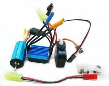 Brushless Kit KV4800 Motor 17g Servo ESC For 1/18 Wltoys A959 A969 A979 RC Car N