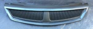 Holden Commodore VX BERLINA front bumper bar cover CHROME GRILLE mesh CALAIS