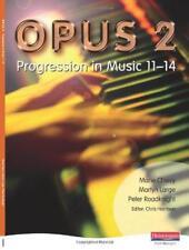 Opus : Livre de l'Elève 2 par Peter roadknight,Martyn Grand ,Marie Cerise poche