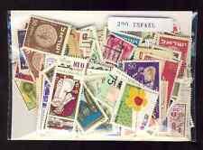 Israel 200 timbres différents