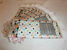 """Candy Dots 4"""" x 9.5"""" Cello Gift Bags (B)"""
