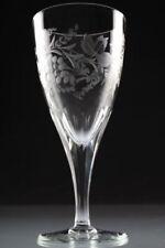 Rotweingläser aus Glas mit Gravur