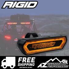Rigid Industries Chase LED Packing Reverse Strobe Running Brake Light Amber