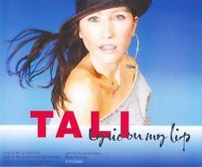 TALI: LYRIC ON MY LIP – 5 TRACK CD SINGLE, KRUST, ED RUSH, OPTICAL, SEALED NEW