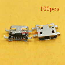 100 X New Micro USB Charging Sync Port Charger For Metro PCS LG K10 MS428