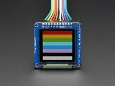 """Adafruit OLED Breakout Board - 16-bit Color 1.5"""" w/microSD holder"""
