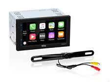 BOSS Audio Systems BCPA9685RC Car Multimedia Player with Apple CarPlay – Doub