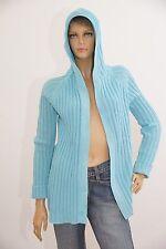 Strickjacke Jacke Damen Pullover Langarm Weste blau 38 Orsay (1704D-PA-OH3)