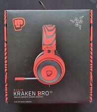 PewDiePie Edition Razer Kraken Bro V2 - BNIB Factory Sealed - Ultra Rare Ltd Ed