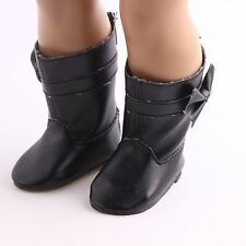 CUTE gift fashion new boot shoes for 18inch American girl doll party b588