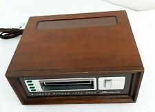 Motorola Stratoline 501 Vintage Stereo 8 Track Tape Deck Japan