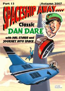 Spaceship Away Dan Dare #13