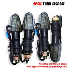4PCS Turn Signals Light for Honda Nighthawk CB 250 400 500 550 650 750 900 Hawk