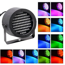 25W RGBW 86 LED PAR CAN Stage Light DMX Projector DJ Disco Party Lighting Effect