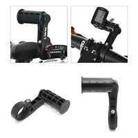 MTB Bike Flashlight Holder Handle Bicycle Accessories Bar Extender Mount Bracket