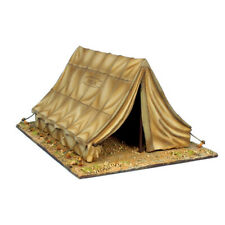 First Legion: ROM172 Roman Legionary Camp Tent - Open