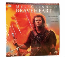 Braveheart (Laserdisc, 1995, 2 Disc Widescreen Thx, Bifold Cover)