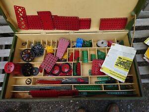 Vintage meccano job lot