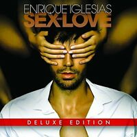 ENRIQUE IGLESIAS - SEX AND LOVE (DELUXE EDT.) NEW VERSION  CD NEW+