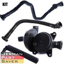 Crankcase Breather Vent Valve + Hose Kit For BMW E46 E90 E91 E81 E83 X3 Z4 318i