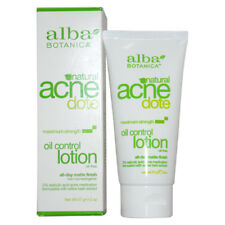 Alba Botanica Acne Dote Oil Control Lotion 2 oz Skincare