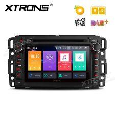 """AUTORADIO 7"""" Android 8.0 Octa Core 4gb Chevrolet Hummer Wifi Comandi volante"""