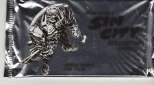 Sin city collector cards  pack