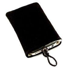 Pochette Velours de qualité Kangourou avec poche pour téléphone bijoux et divers