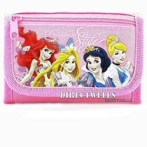 Disney Princess Pink Wallet
