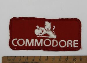 Holden Commodore  Embroidered Patch