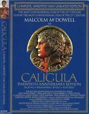 Caligula (20th Anniversary Edition, DVD)