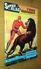 SUPER ALBO UOMO MASCHERATO # 99-23 AGOSTO 1964-EDIZIONE SPADA-PHANTOM