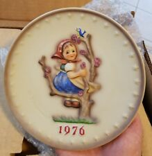 M.J. Hummel Plate 1976 6th Annual West Germany Hum 269