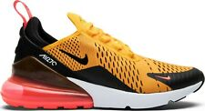 "Nike Air Max 270 ""Tiger""/ US 10.5/ Black-Gold-Infrared/ AH8050 004"