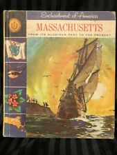 Enchantment of America Massachusetts Carpenter HB 1965 Vintage